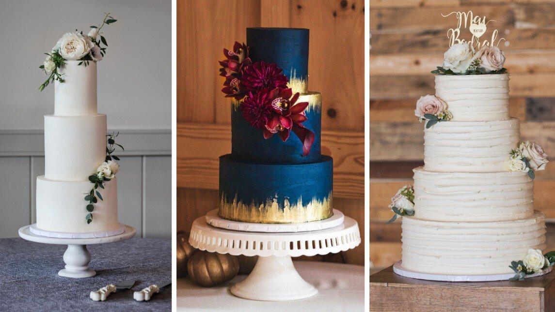Remarkable Wedding Cake Luray Charlottesville Loudoun Dc Birthday Cards Printable Trancafe Filternl